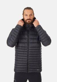 Mammut - CONVEY IN  - Gewatteerde jas - black - 0