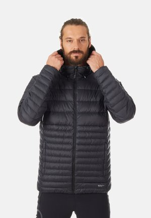 CONVEY IN  - Down jacket - black