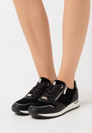 DJANA - Sneakers basse - black