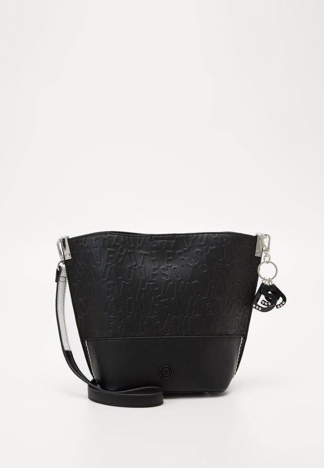BOLS KAILA BARI - Across body bag - black