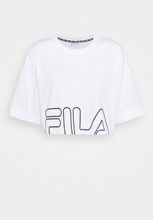 LAMIA - T-Shirt print - bright white