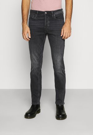 JJITIM JJORIGINAL  - Jeansy Slim Fit - black