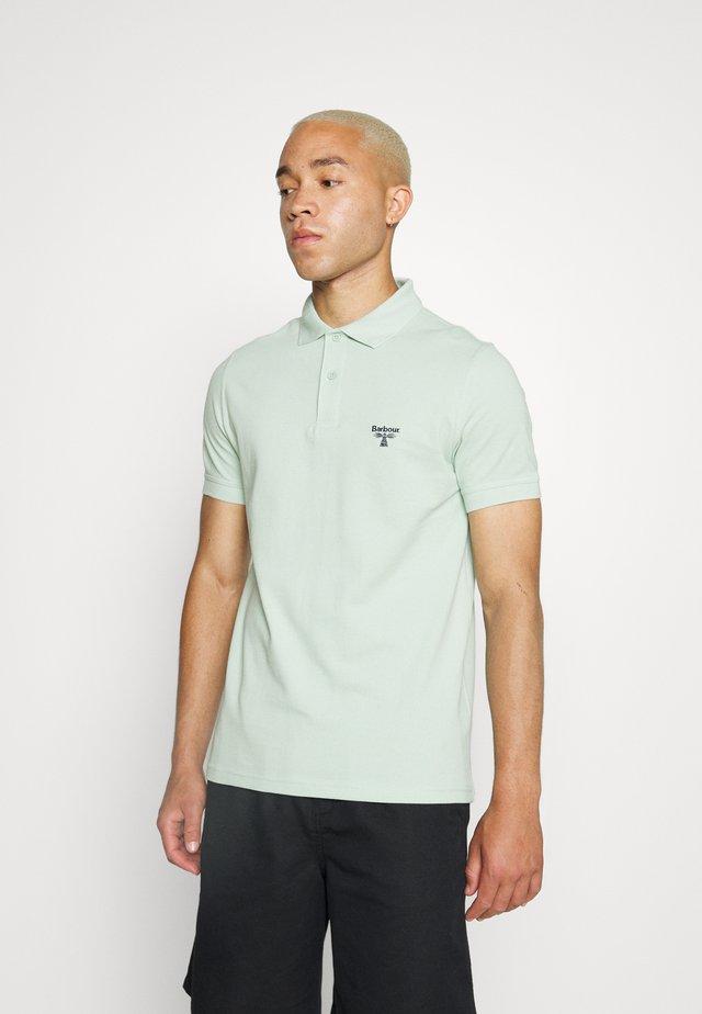 Polo shirt - dusty mint