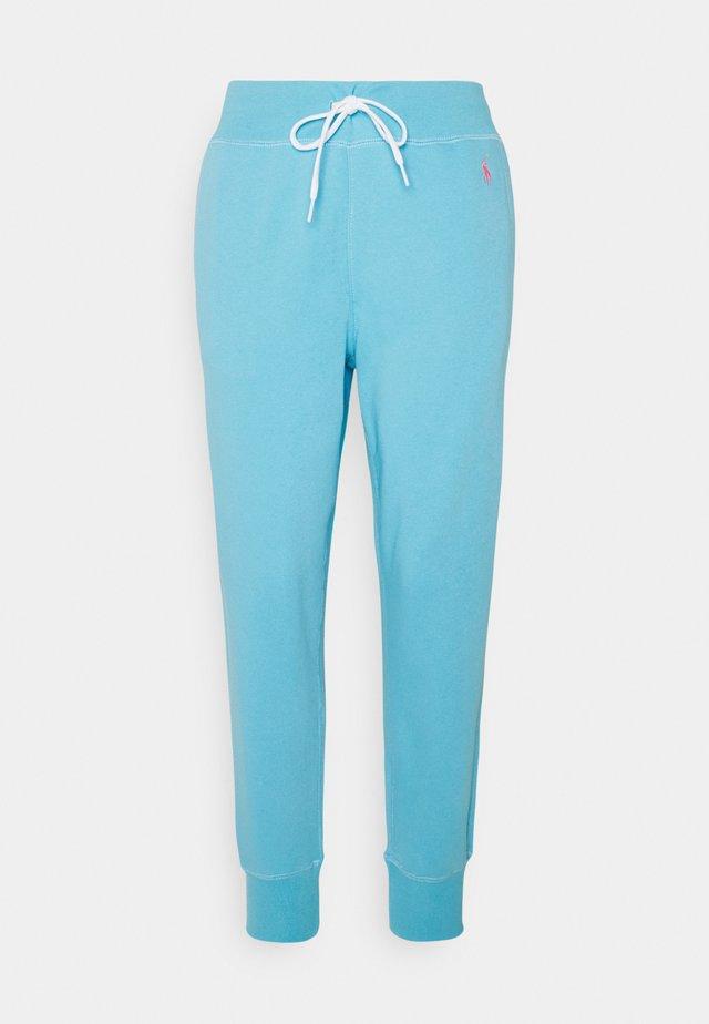 FEATHERWEIGHT - Pantaloni sportivi - perfect turquoise