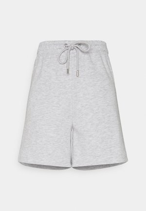 ONLALAIA BERMUDA - Shorts - light grey melange
