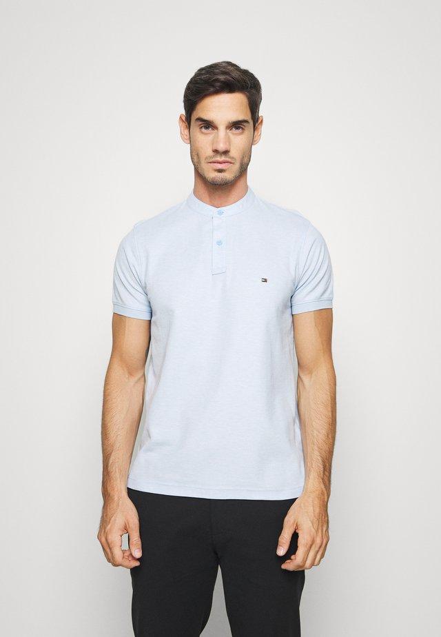 LUXURY STRETCH MAO SLIM - Camiseta básica - blue