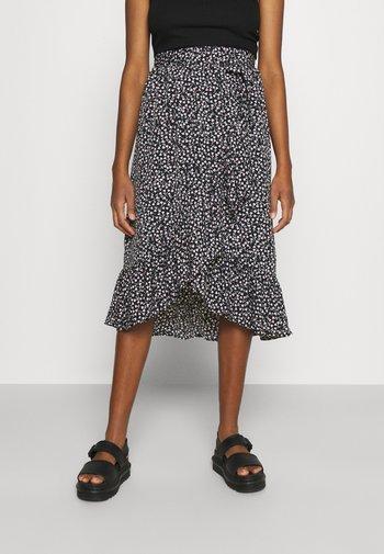 MARY LOU SKIRT - A-line skirt - black