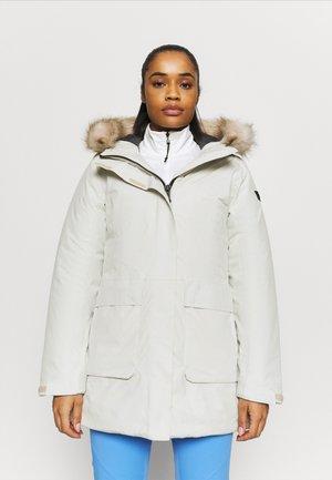 WOMAN FIX HOOD - Winter coat - gesso