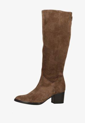 Boots - mohair