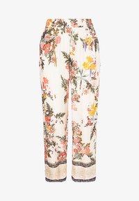 JEANETTA PANTS - Kalhoty - whisper pink
