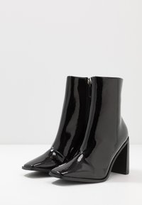 RAID - FRANKY - High heeled ankle boots - black - 4