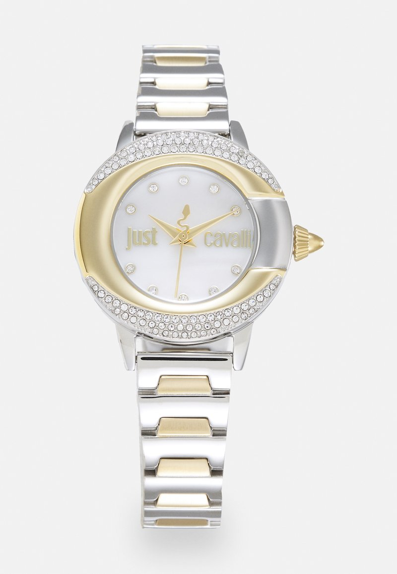 Just Cavalli - Watch - silver-coloured/gold-coloured