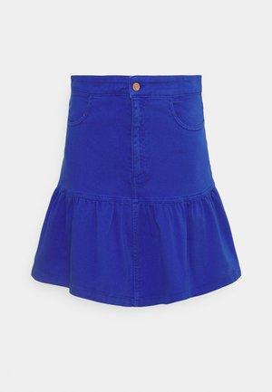 Minisukně - abyssal blue