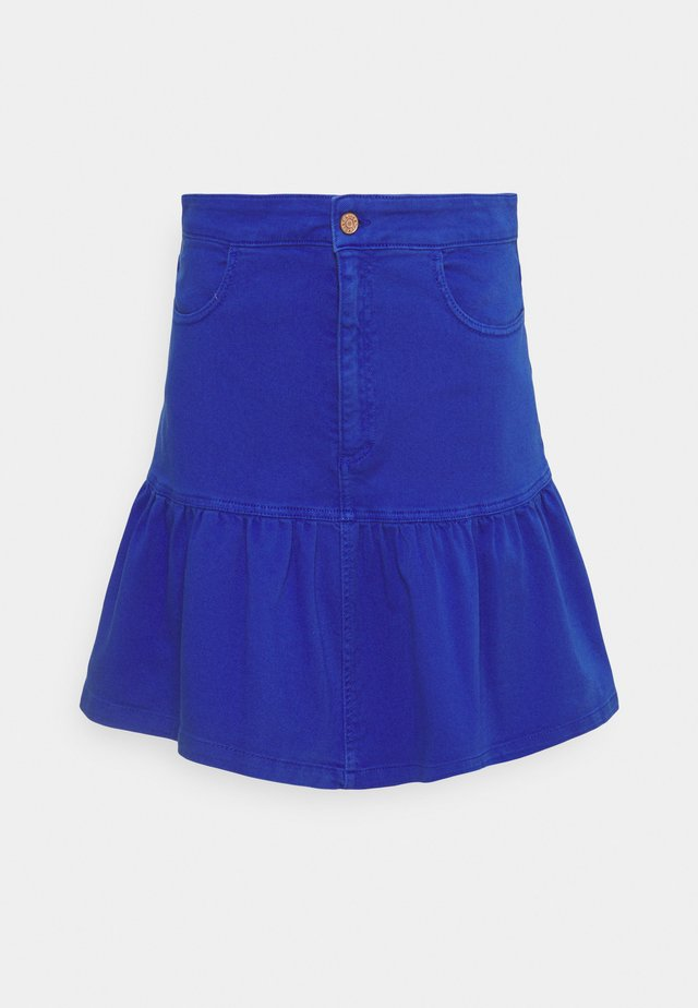 Minijupe - abyssal blue