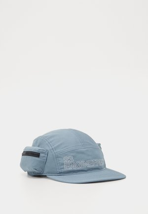Cap - ozone blue/white