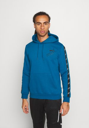 AMPLIFIED HOODIE - Sweat à capuche - digi blue