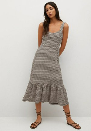 Day dress - zwart