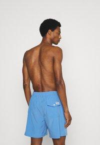 Polo Ralph Lauren - TRAVELER SWIM - Swimming shorts - harbor island blu - 1