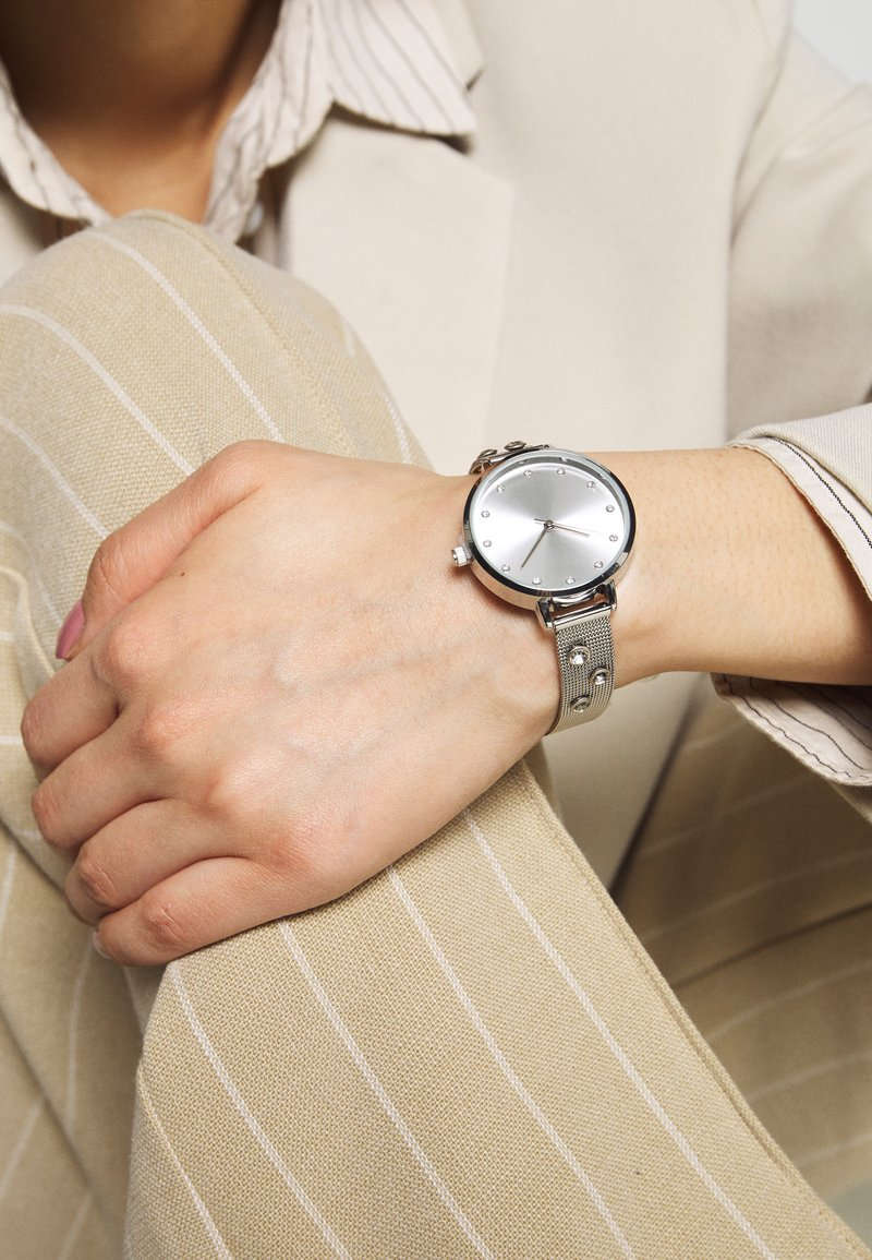 Anna Field - Watch - silver-coloured