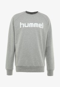 Hummel - Bluza - grey melange - 3
