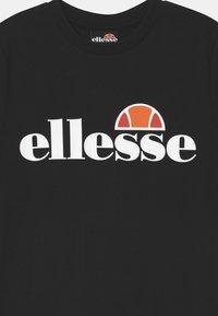 Ellesse - FABIOZ - Camiseta estampada - black - 2