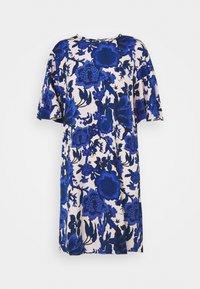 Diane von Furstenberg - ARLENE - Juhlamekko - medium pink/blue - 5