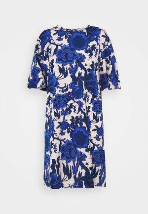 ARLENE - Cocktail dress / Party dress - medium pink/blue