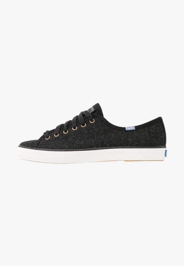 KICKSTART - Trainers - black