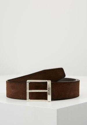 JONI - Belt - dark brown