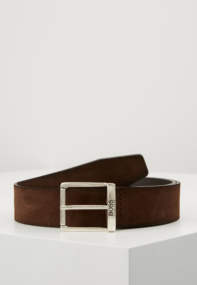 JONI - Ceinture - dark brown