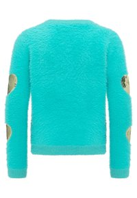 myMo KIDS - Jumper - turquoise - 1
