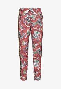 Replay - PANTS - Pantaloni sportivi - redflower - 0