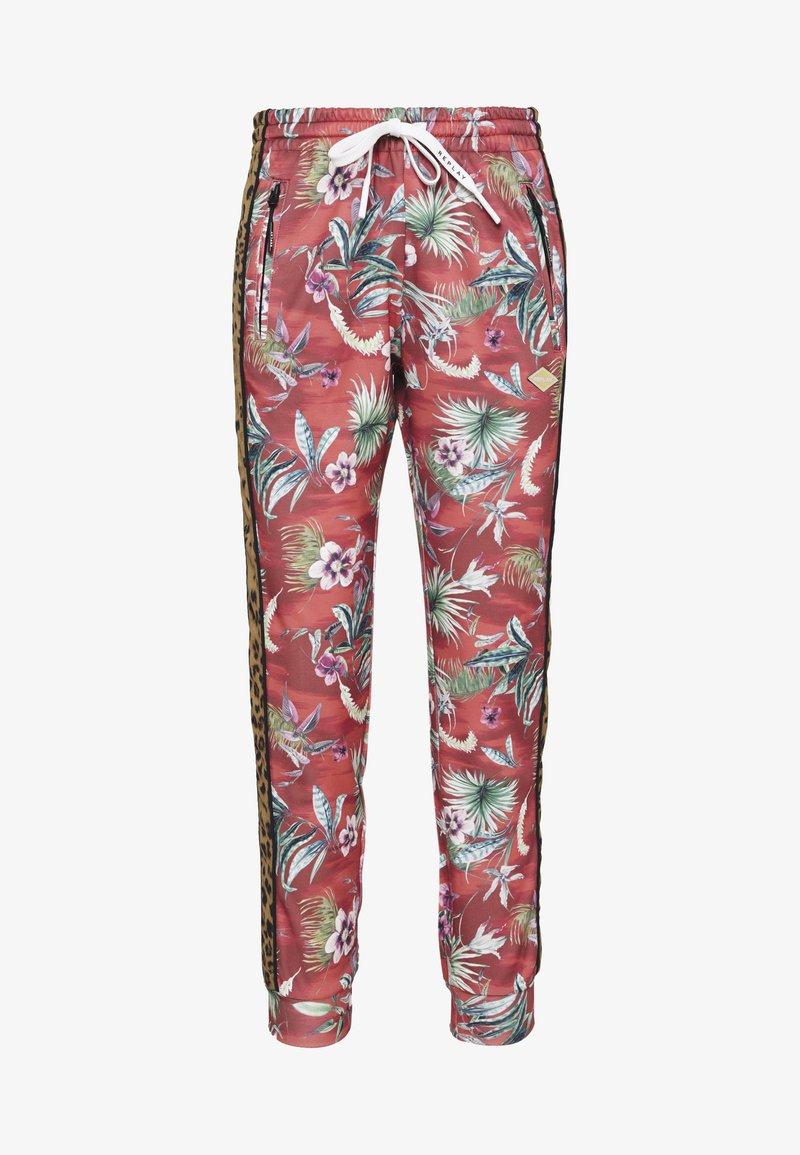 Replay - PANTS - Pantaloni sportivi - redflower