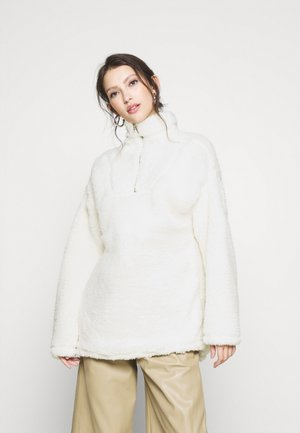 TEDDY DRESS - Day dress - white