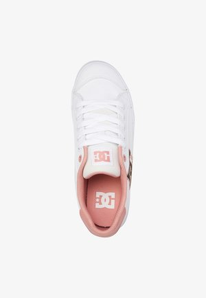 CHELSEA - Zapatillas - white/pink
