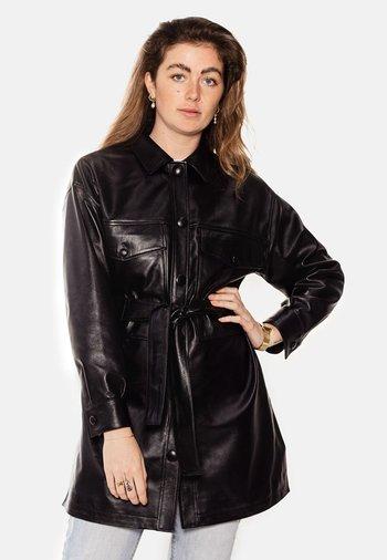 JAYLIN - Short coat - black