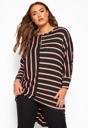 EXTREME  - Long sleeved top - black