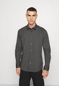 Esprit - Formal shirt - dark grey - 0