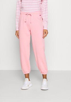 LOGO - Teplákové kalhoty - peony