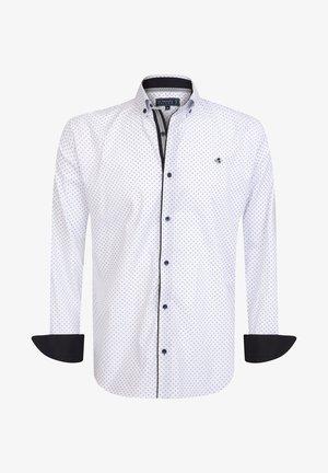Overhemd - white-black