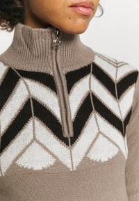 Daily Sports - CARIN UNLINED - Sweter - hazel - 5