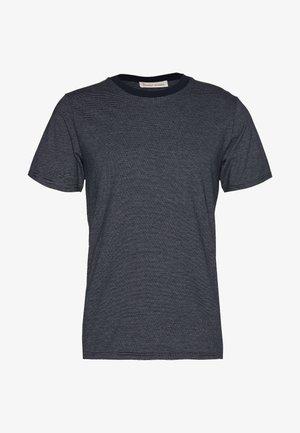 UNISEX ADAM - T-Shirt print - navy blazer