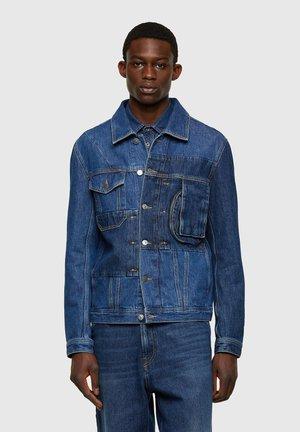 Spijkerjas - medium blue