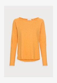 Rich & Royal - Long sleeved top - golden orange - 4