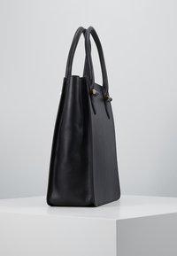 Decadent Copenhagen - PHOEBE BIG TOTE - Tote bag - black - 4