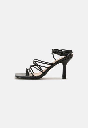 RIYA - Sandaler - black