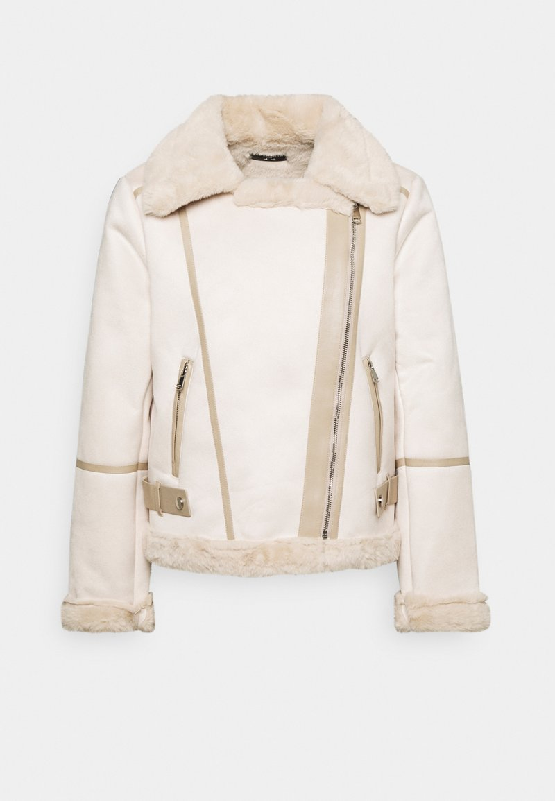 Fashion Union Petite - VIVIENNE - Light jacket - cream