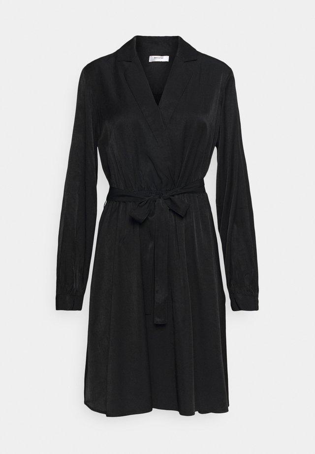 NILLE DRESS - Sukienka letnia - black