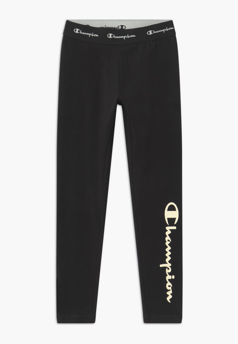 Champion - AMERICAN CLASSICS - Leggings - black