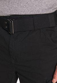 Schott - TRRANGER - Shorts - black - 4